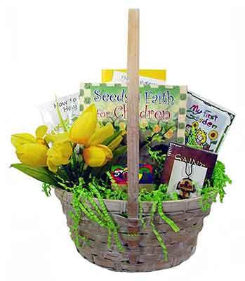 Seeds of Faith Gift Basket