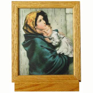 Jesus, Saints Image Plaques